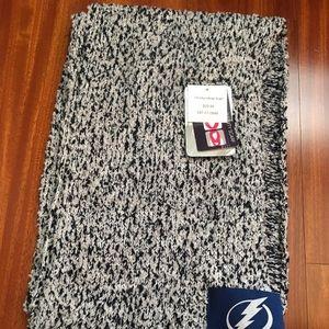 Tampa Bay Lightning infinity scarf.